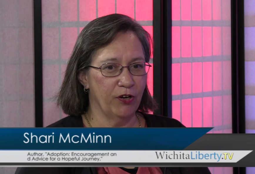 WichitaLiberty.TV: Author Shari Howard McMinn