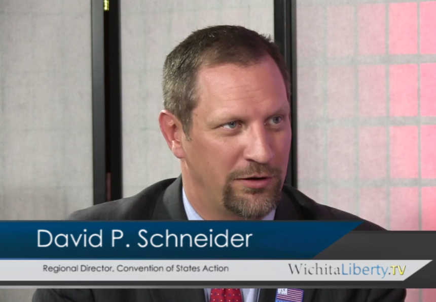 WichitaLiberty.TV: David Schneider on Convention of States