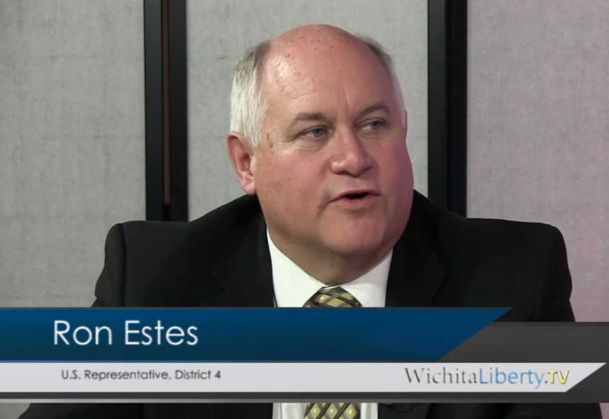 WichitaLiberty.TV: Congressman Ron Estes