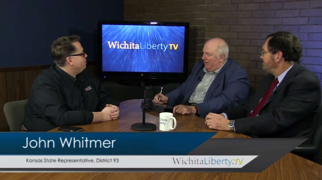 WichitaLiberty.TV: Kansas Representative John Whitmer