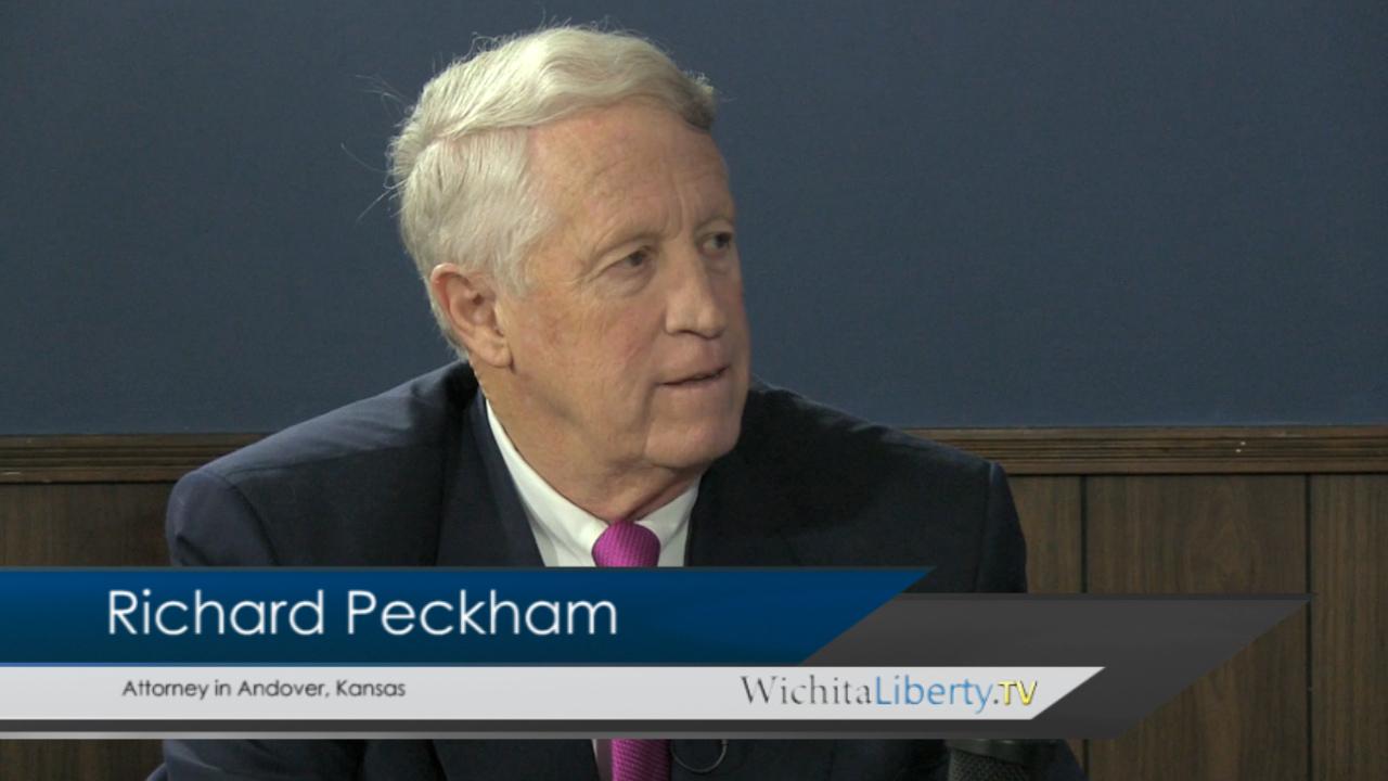 WichitaLiberty.TV: Judicial selection in Kansas