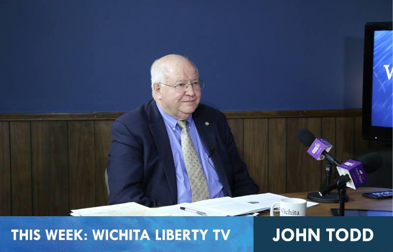 WichitaLiberty.TV: John Todd and the fight against blight