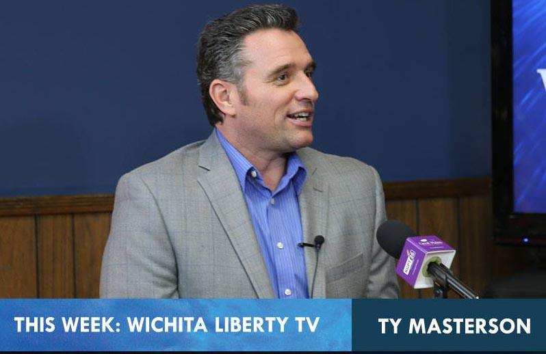 WichitaLiberty.TV: Kansas Senator Ty Masterson