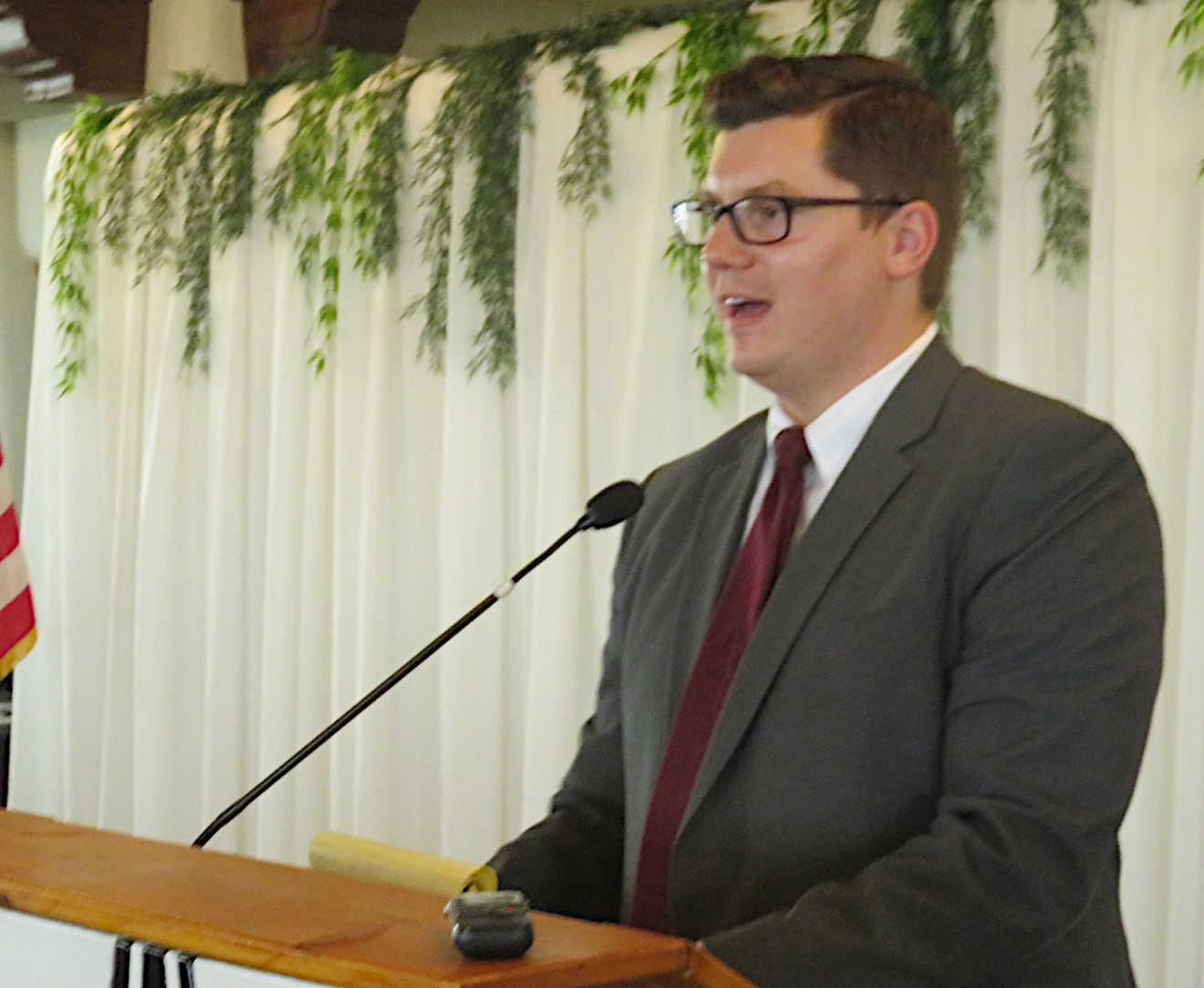 From Pachyderm: Kansas Treasurer Jake LaTurner