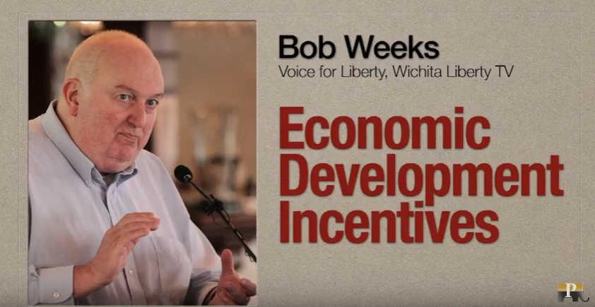 From Pachyderm: Economic development incentives