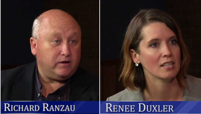 WichitaLiberty.TV: Richard Ranzau and Renee Duxler
