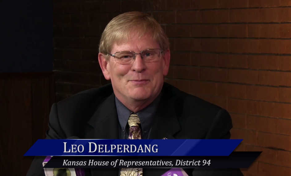 WichitaLiberty.TV: Kansas Representative Leo Delperdang