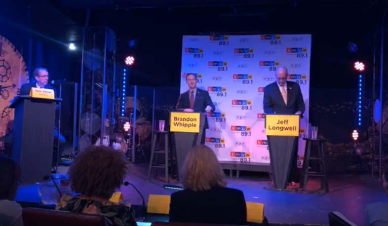 Wichita mayoral debate