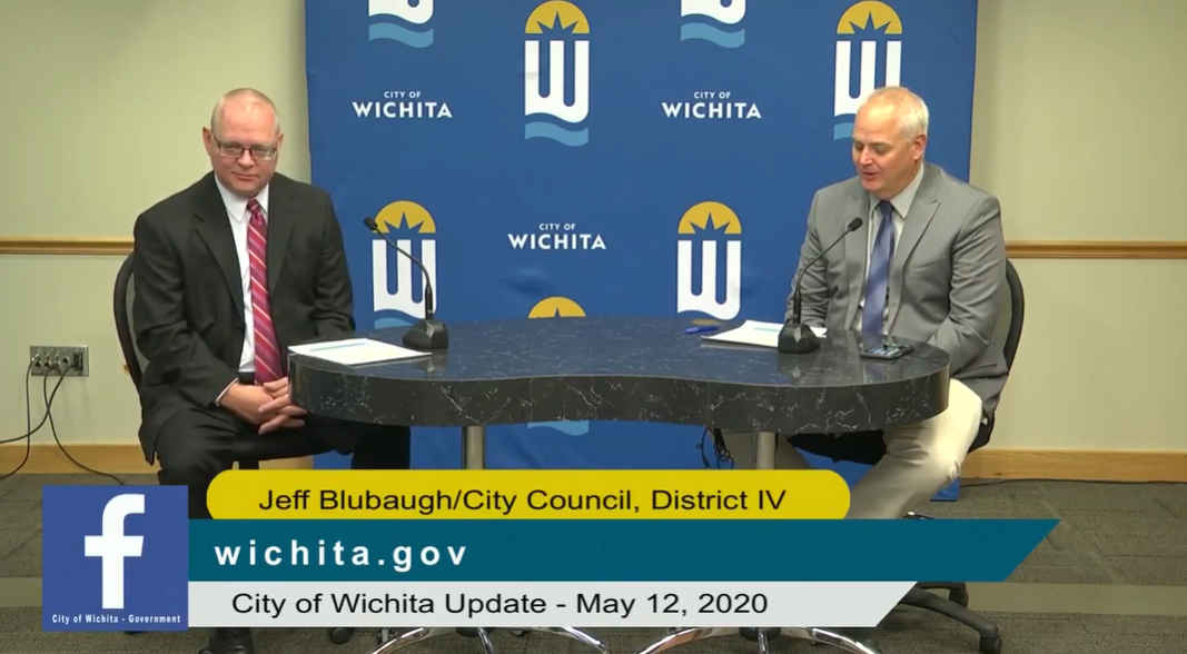Wichita presents industrial revenue bonds